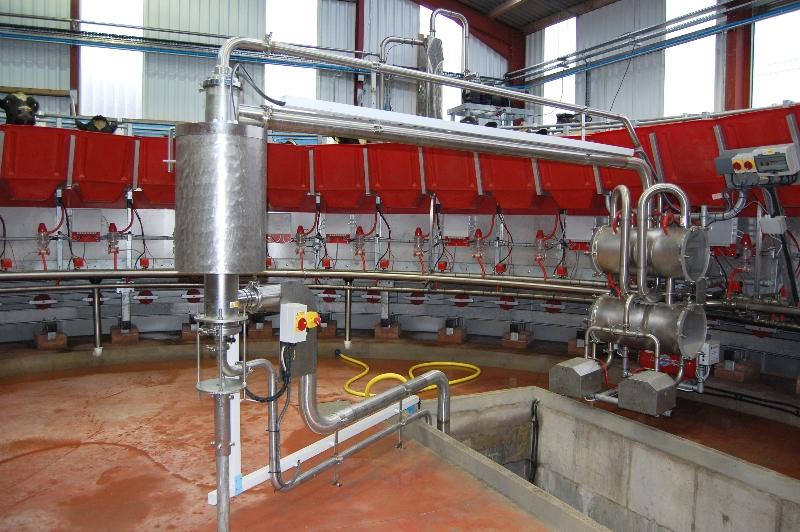 Traditional Milking - Pearson NI